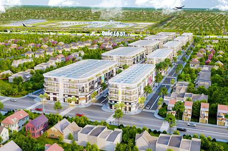 Dự Án Long Phát Residence - Đất Nền Sân Bay Long Thành